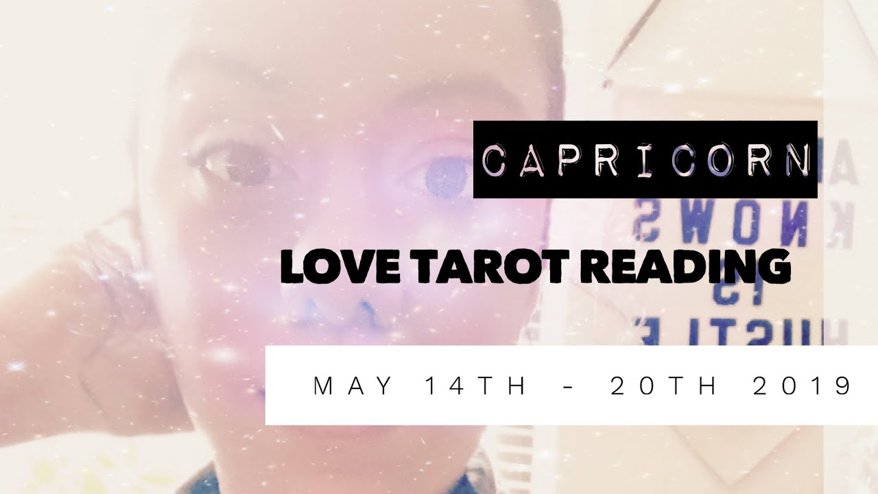 CAPRICORN l THERE IS ANOTHER PERSON | WEEKLY LOVE TAROT