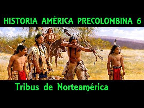 CULTURAS PRECOLOMBINAS 6: Los Nativos de Norteamérica - Inuits, Sioux, Anasazi, Cahokia