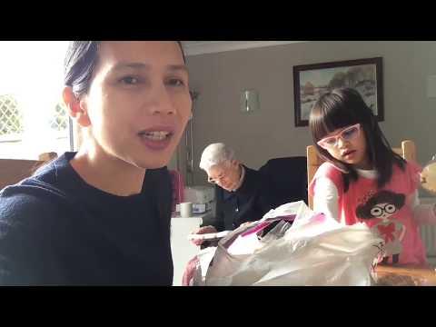 สะใภ้อังกฤษ ไปจ่ายตลาดกัน แม่ย่าฝรั่งเริ่มสนุกกับการถ่ายวีดีโอและฝึกพูดไทย