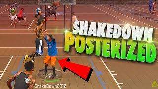 Video SHAKEDOWN POSTERIZED! / Animation Update - NBA 2K17 MyPark 3v3 download MP3, 3GP, MP4, WEBM, AVI, FLV September 2017