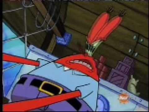 Spongebob sings Let Me See Your Hips Swing