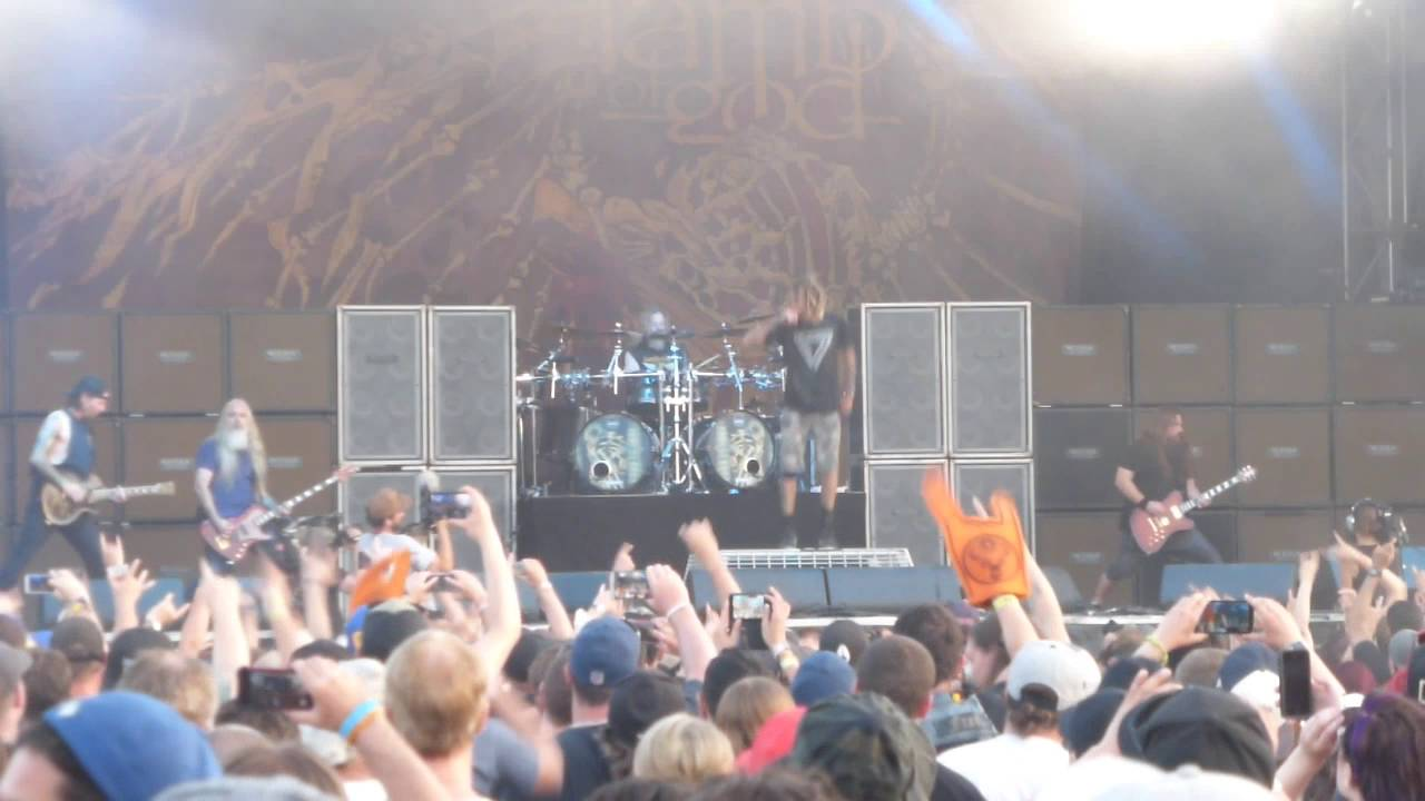 Lamb Of God - Walk With Me In Hell (Live at Amnesia Rockfest ... for Lamb Of God Live At Download  55nar