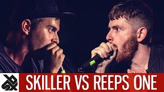 Video SKILLER vs REEPS ONE | Fantasy Rematch | World Beatbox Camp download MP3, 3GP, MP4, WEBM, AVI, FLV Mei 2018