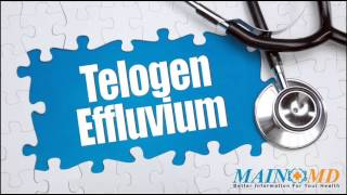 Telogen Effluvium ¦ Treatment and Symptoms