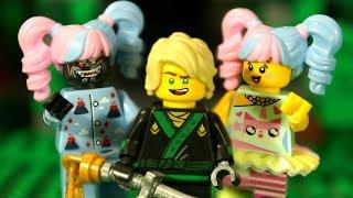 The LEGO Ninjago Movie Лего Ниндзяго + Мультики Видео для Детей Обзор ЛЕГО 2017 на русском