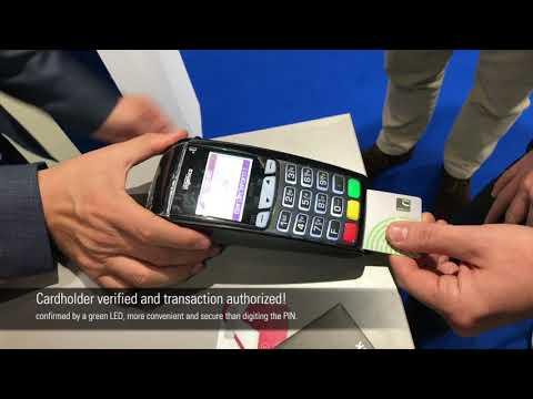 Card Tech - Biometric Smart Card POS payment