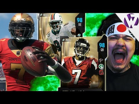 ULTIMATE LEGEND VICK BROKE THE GAME! ULTIMATE LEGEND JASON TAYLOR IS TOO FAST! - Madden 18 Gameplay