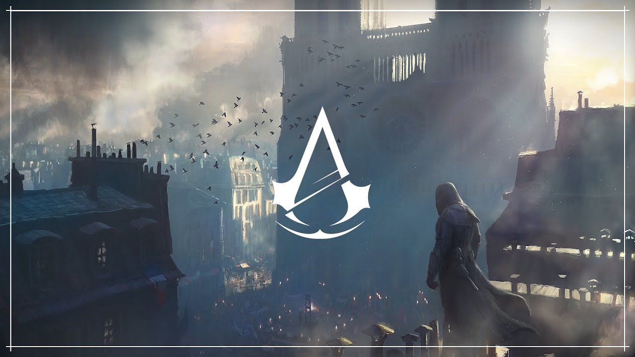 Assassin's Creed Ambient Music Mix ♬ | AC:1 - AC: Odyssey