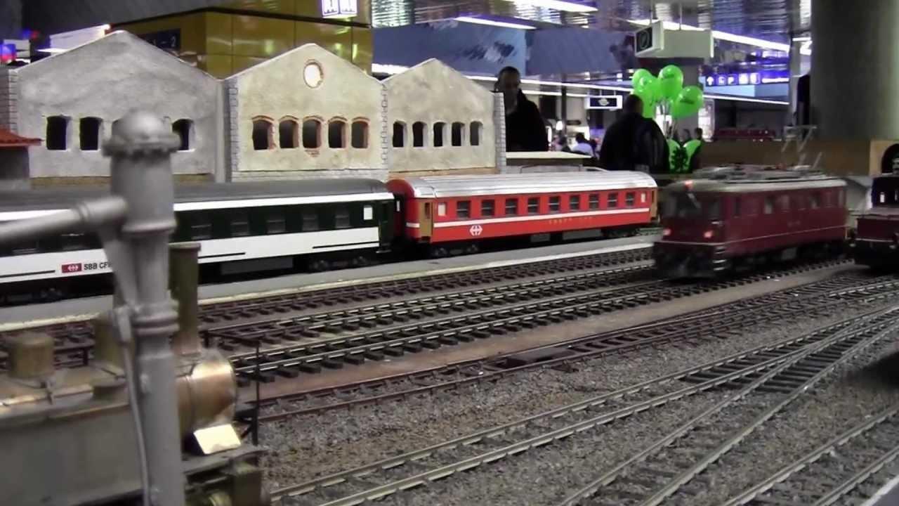 trains suisses swiss trains r seau d 39 alexandre cointrin 24 25 novembre 2012 youtube. Black Bedroom Furniture Sets. Home Design Ideas