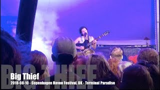 Big Thief - Terminal Paradise - 2018-08-10 - Copenhagen Haven Festival, DK