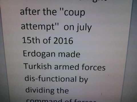 False flag attack ISIS Netherlands Turkey ,september 12 2016 ?