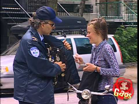 Crooked Police Officer Prank - Just For Laughs Gags