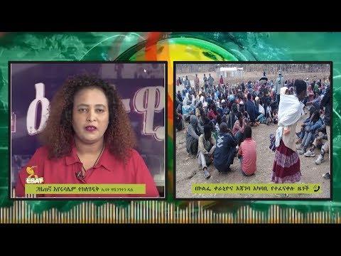 ESAT Interview Eyerusalem with Residents of Kolfe keraniyo and Ajenba Feb 2019