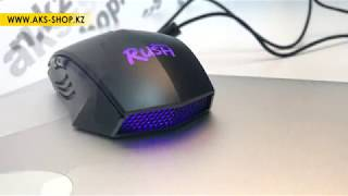 Мышь игровая проводная Smartbuy RUSH 710 черная (SBM-710G-K)