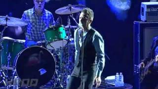 KROQ Almost Acoustic Christmas 2010 - Brandon Flowers - Part 3 - Bette Davis Eyes