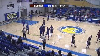 ICC Men's Basketball VS Robert Morris U - Peoria