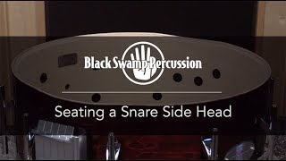 BSP Tutorial: Snare Beds and Seating Heads