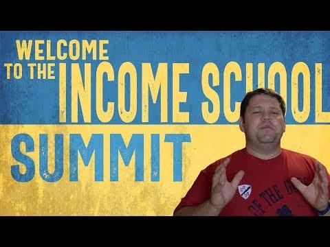 The Income School Internet Marketing Summit Recap