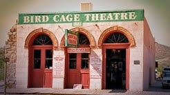 Haunted Bird Cage Theater Tombstone, Arizona