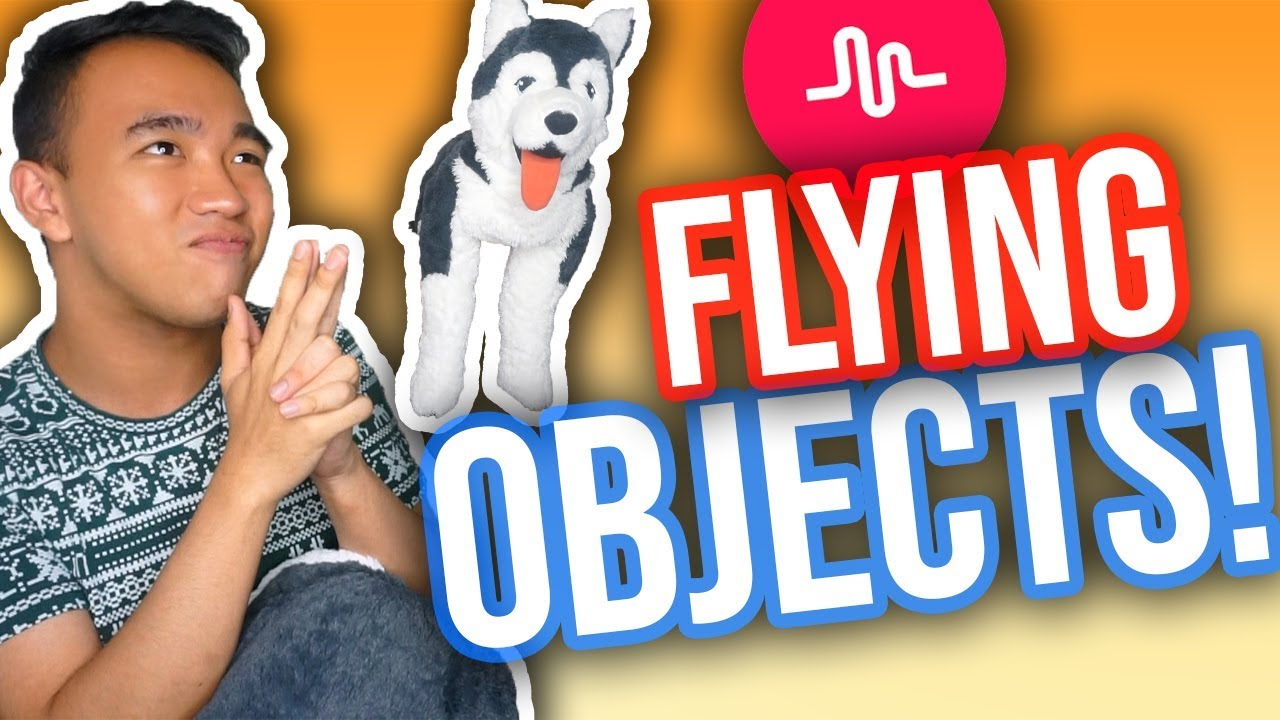 HOW TO MAKE THINGS FLY ON MUSICAL LY & TIK TOK! (iOS & Android)