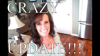 Crazy Times Channel Update With Linda's Pantry