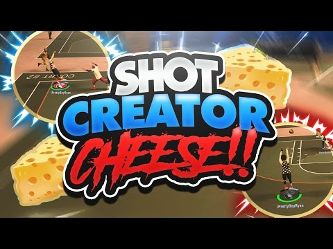 HOLY SH%T THIS ARCHETYPE IS UNSTOPPABLE!! 😱 (MUST WATCH) | NBA 2K17 MYPARK | SHOT CREATOR CHEESE 🧀