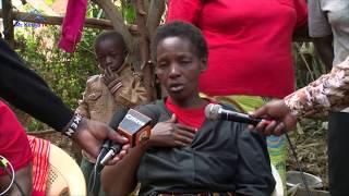 Kamwana kamwe , ka miaka 12 kwiruta muoyo na njira ya gwicuria ,Mathira Nyeri