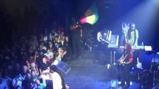 Damian Marley - No More Trouble - Live @ Paradiso Amsterdam - 30.07.2012- PT 1.