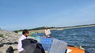 SATHANUR DAM FISHING AREA