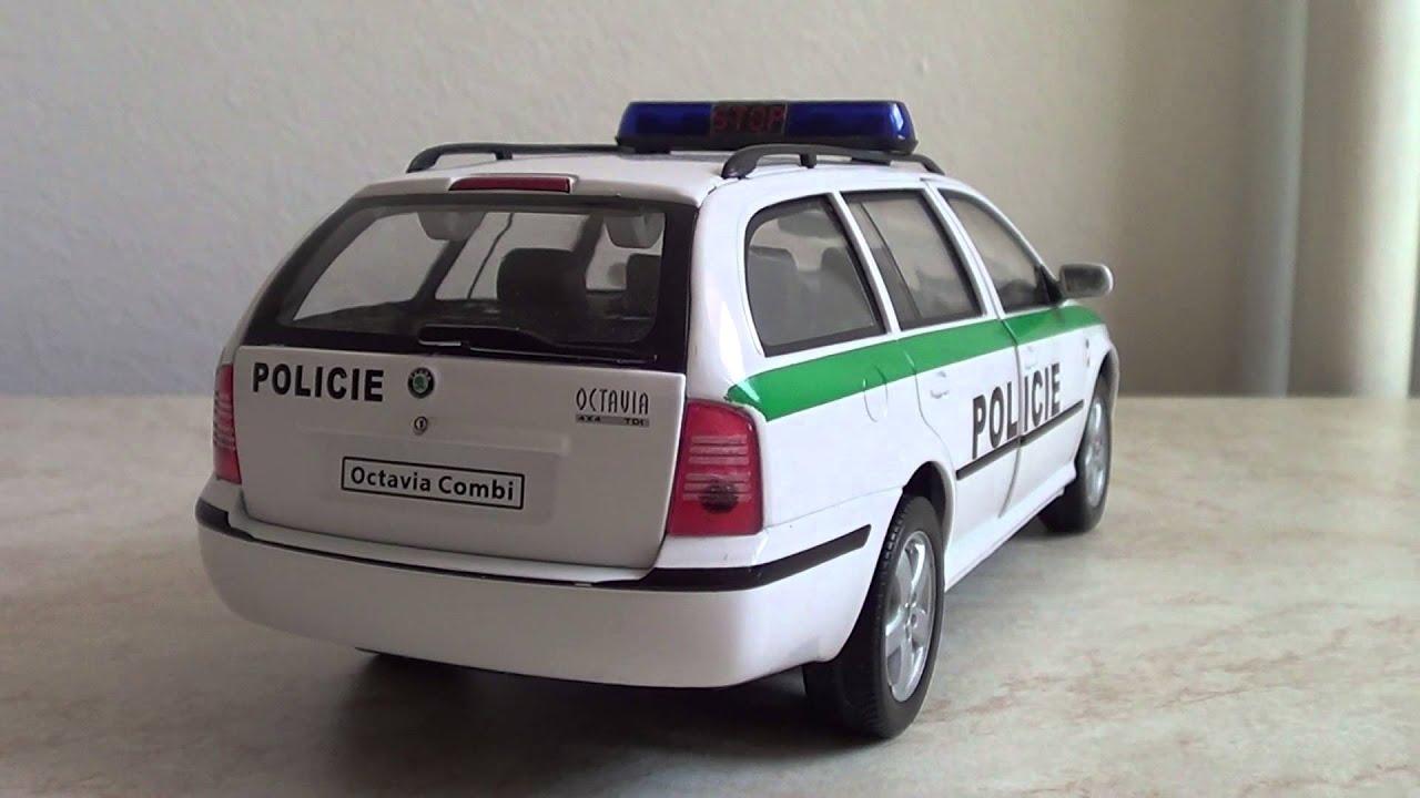 124 abrex Škoda octavia combi 19 tdi 4x4 policie youtube