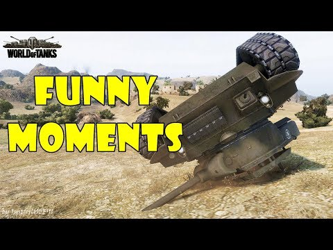 World of Tanks - Funny Moments   Week 3 July 2017