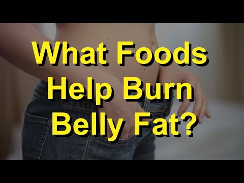 Ask the RD What Foods Reduce Stomach Fat