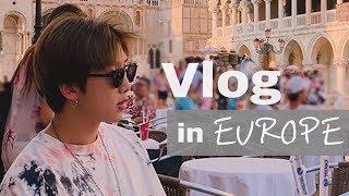 [VLOG] RM | 9일간의 유럽 여행기 #미술관투어 #친구랑룰루랄라