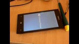 Не работает тач Nokia Lumia 520(, 2013-09-05T08:03:20.000Z)