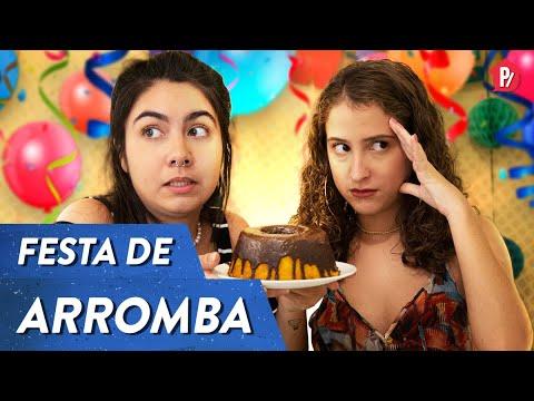 FESTINHA DE ANIVERSÁRIO | PARAFERNALHA