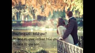 How long will I love you - Ellie Goulding (lyrics)
