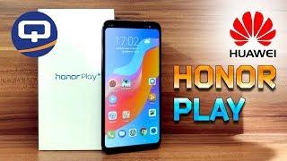 "Honor Play - обзор ""типа игрового"" смартфона / QUKE.RU /"