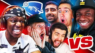 SIDEMEN BACK ON ROCKET LEAGUE (Sidemen Gaming)