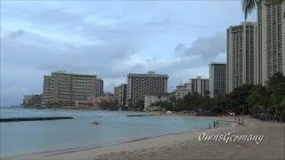 Waikiki Beach Marriott Hotel in Honolulu, Hawaii Tour & Review