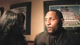 ray lewis work out video dvd release party