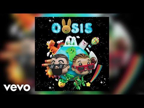 J. Balvin, Bad Bunny - ODIO (Audio)