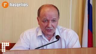В Хасавюрте на аппартном совещание обсудили подготовку ко дню ополченцев