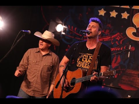 Deryl Dodd with Roger Creager