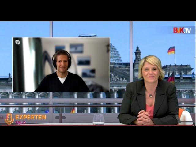 """Fabian Heilemann: """"Der aktuelle Zwang zur virtuellen Digitalisierung wird uns voranbringen"""""""