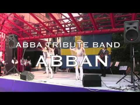 """ABBA Tribute Live"" ABBAN (ABBA TRIBUTE BAND) LIVE movies"