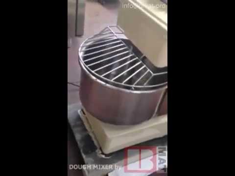 petrin - dough mixer - pétrin - YouTube