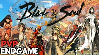 "Blade And Soul West: PVP Endgame ""What is There To Do?"" (Sponsored)"