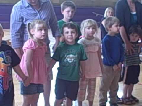 Rhett Preschool Graduation Song 2010 .AVI