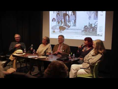 Panel Discussion of Pow Wow: Contemporary Artists Working in Houston, 1972-1985