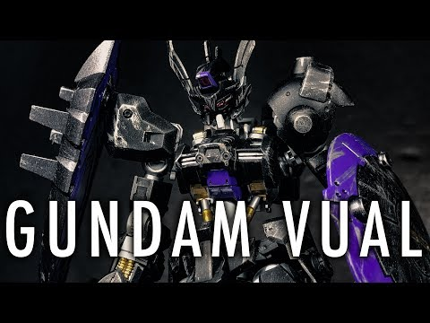 1/144 HG Gundam Vual (MSG: Iron-Blooded Orphans) | REVIEW